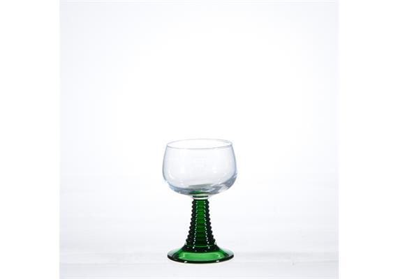 Weinglas Roemer, gee 2 dl, 27 cl