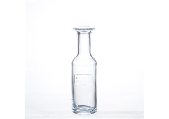 Weinmassflasche Optima 0.25l gee