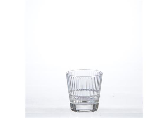 Whiskybecher Diva stapelbar 30 cl uni