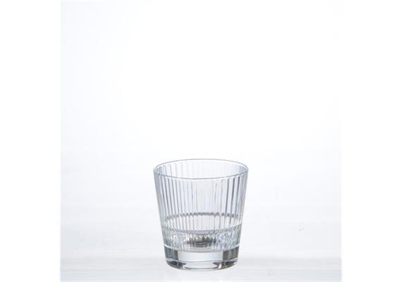 Whiskybecher Diva stapelbar 37 cl uni