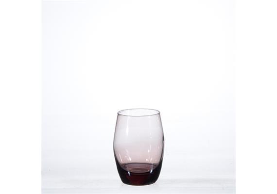 Whiskybecher Malea lila, uni 30cl