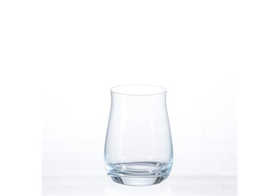 Whiskytumbler Spezial, gee 2+4 cl, 34 cl